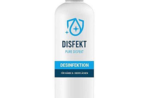 2x 500ml PURE DISFEKT Desinfektionsmittel fuer Haende und Flaechen 500x330 - 2x 250ml PURE DISFEKT - Desinfektionsmittel für Hände und Flächen - Schützen Sie Ihre Hände vor Viren und Bakterien I Made in Germany