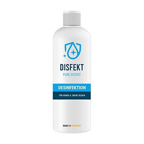 2x 250ml PURE DISFEKT - Desinfektionsmittel für Hände und Flächen - Schützen Sie Ihre Hände vor Viren und Bakterien I Made in Germany