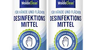 Desinfektionsmittel fuer Haut Haende Flaechen 2 Liter fluessige 310x165 - Desinfektionsmittel für Haut, Hände & Flächen 2 Liter - flüssige Lösung zur Anwendung