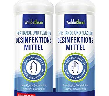 Desinfektionsmittel für Haut, Hände & Flächen 2 Liter - flüssige Lösung zur Anwendung